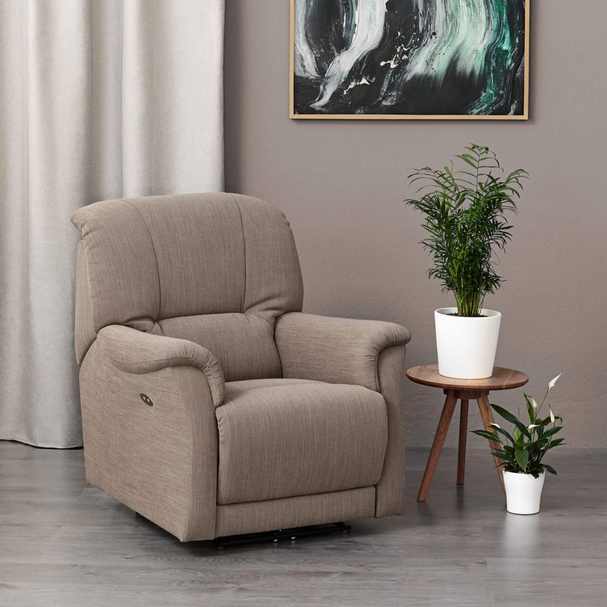 Jucar Reclining Armchair