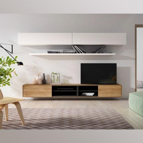 Living room Canela, Petrol y Jazmín