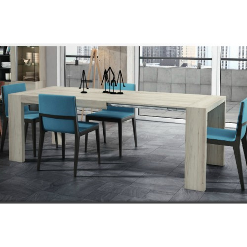 Extendable dining table CUBIK 995