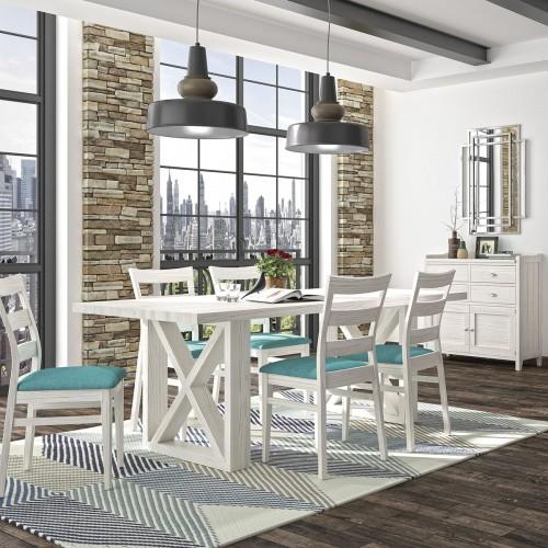 Mesa y sillas de comedor Verona 22 C