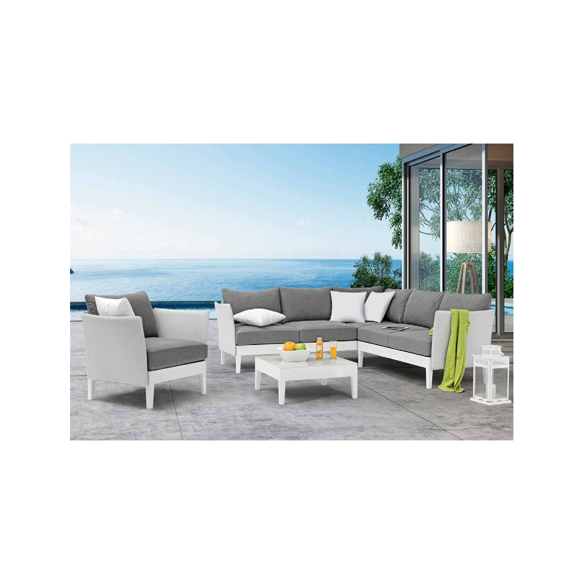 Mueble de Jardin Capri