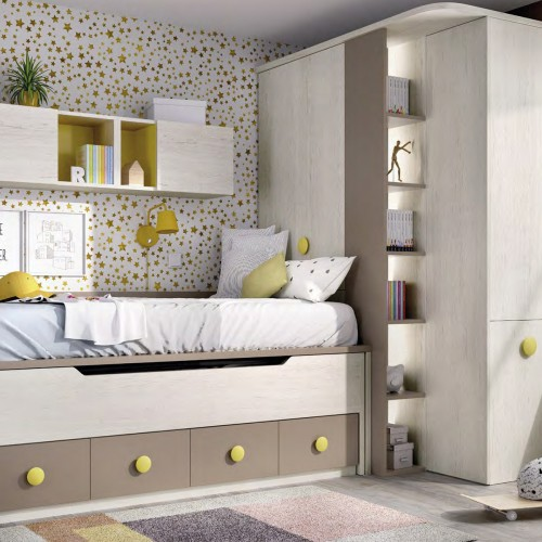 Teen Bedroom RIM H102