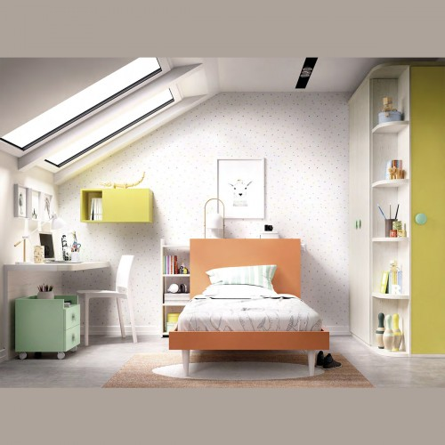 Dormitorio Juvenil RIM H602