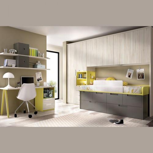 Dormitorio Juvenil RIM H105