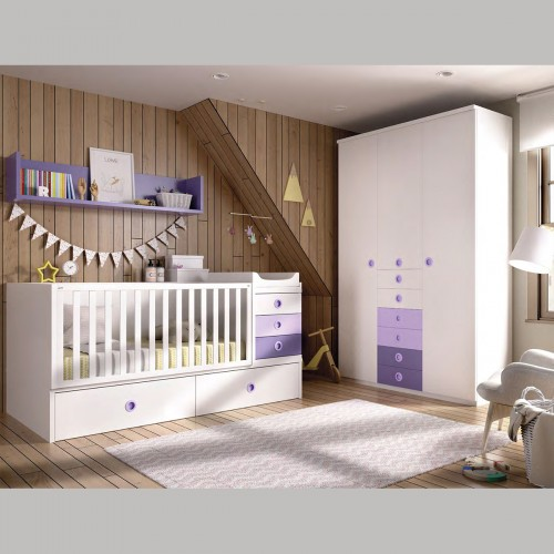 Dormitorio infantil RIM H510