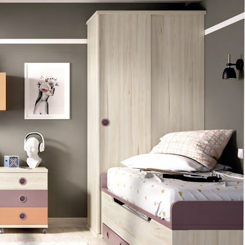 Wardrobe with great storage space