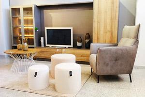 Exposición muebles Allés en Ferreries - Menorca