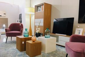 Exposición de comedores en Ferreries - Menorca height=