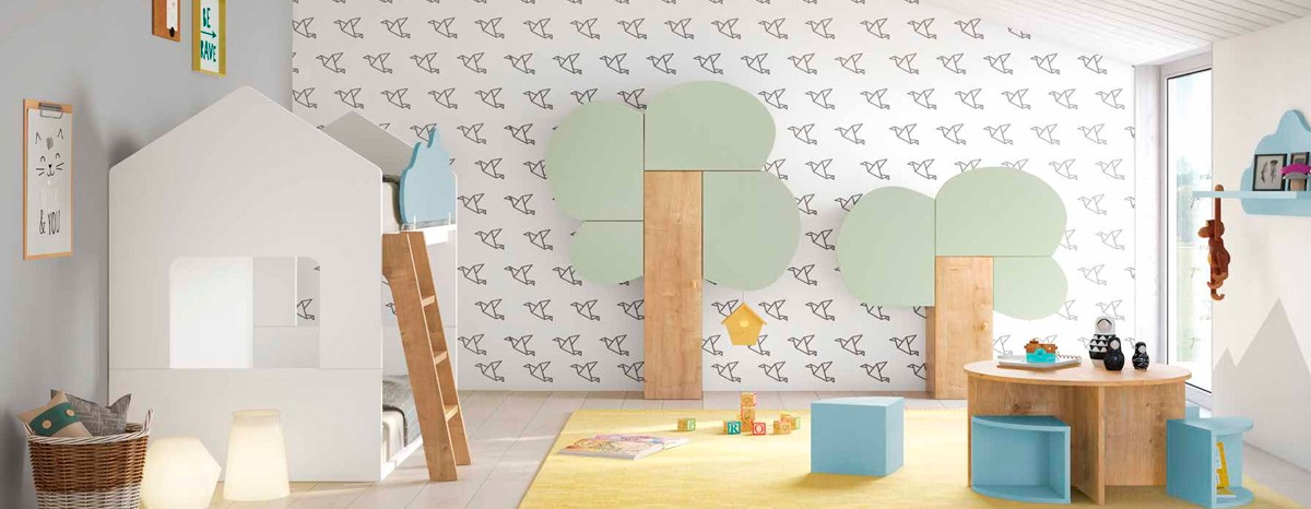 When the children's rooms become an Imagination Farm