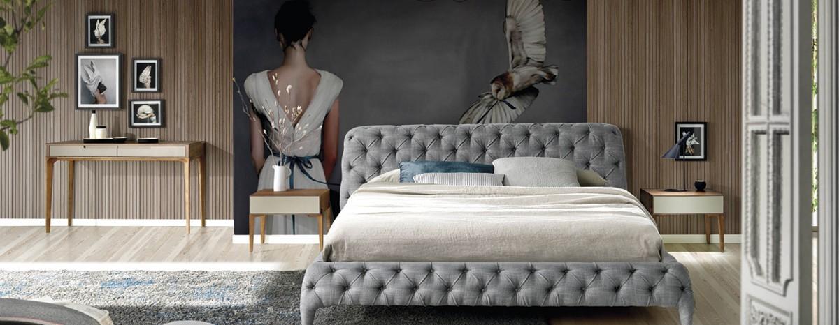 Dormitorios que evocan emociones